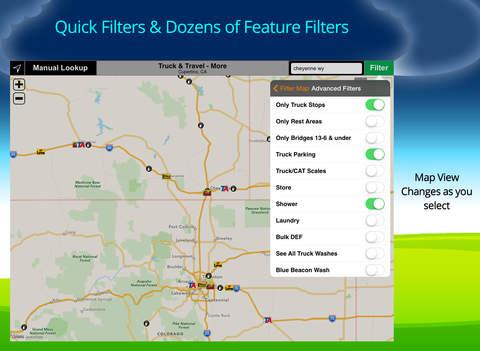 Truck Stops & Travel Plazas screenshot 7