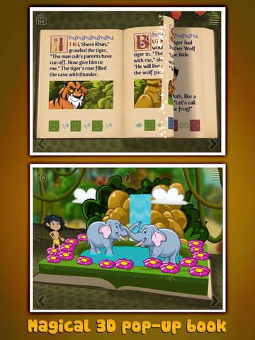 StoryToys Jungle Book screenshot 6