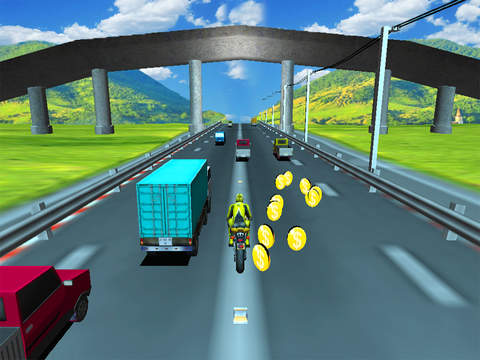 Highway Sports Bike screenshot 6