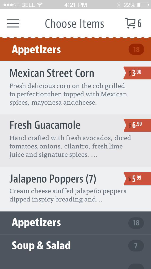 San Felipe Mexican Restaurant screenshot 3