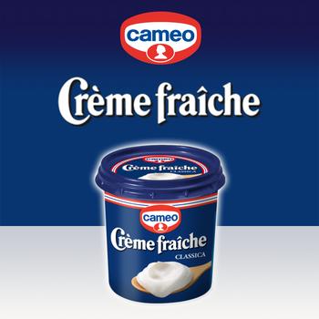 cameo Crème fraîche - le ricette
