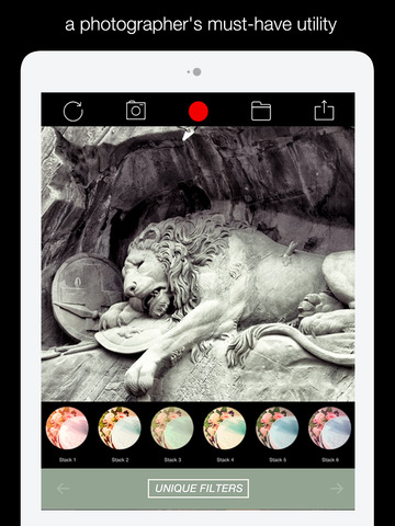 Alive Shot 360 Pro - The ultimate photo editor plus art image effects & filters screenshot 8