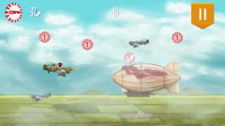 Open Skies Plane Shooter screenshot 2