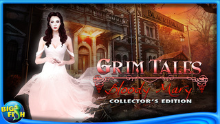 Grim Tales: Bloody Mary - A Scary Hidden Object Game screenshot #5