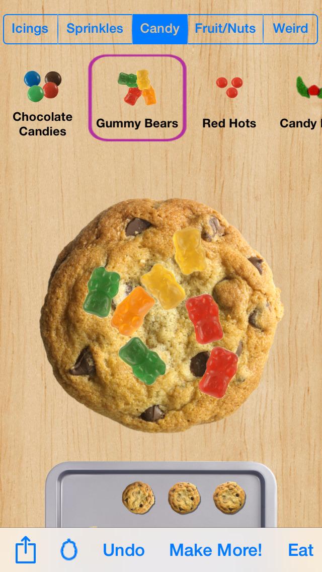 More Cookies! screenshot 1