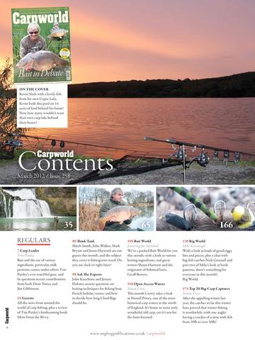 CARPWORLD Magazine screenshot 3