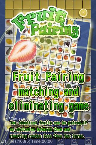Fruit Pairing - náhled