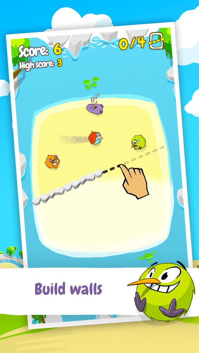 Kiwi Clapas screenshot 2