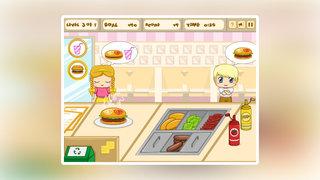 Burger Shop Frenzy screenshot 3