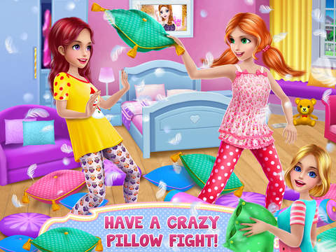 Girls PJ Party screenshot 8
