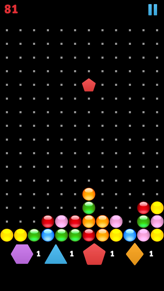 Three ball screenshot 2