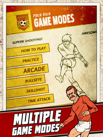Flick Kick Football screenshot 9