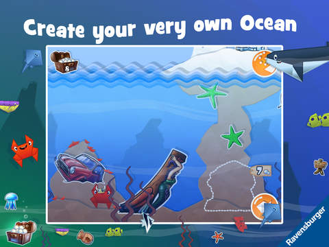 Play-Origami Ocean screenshot 9
