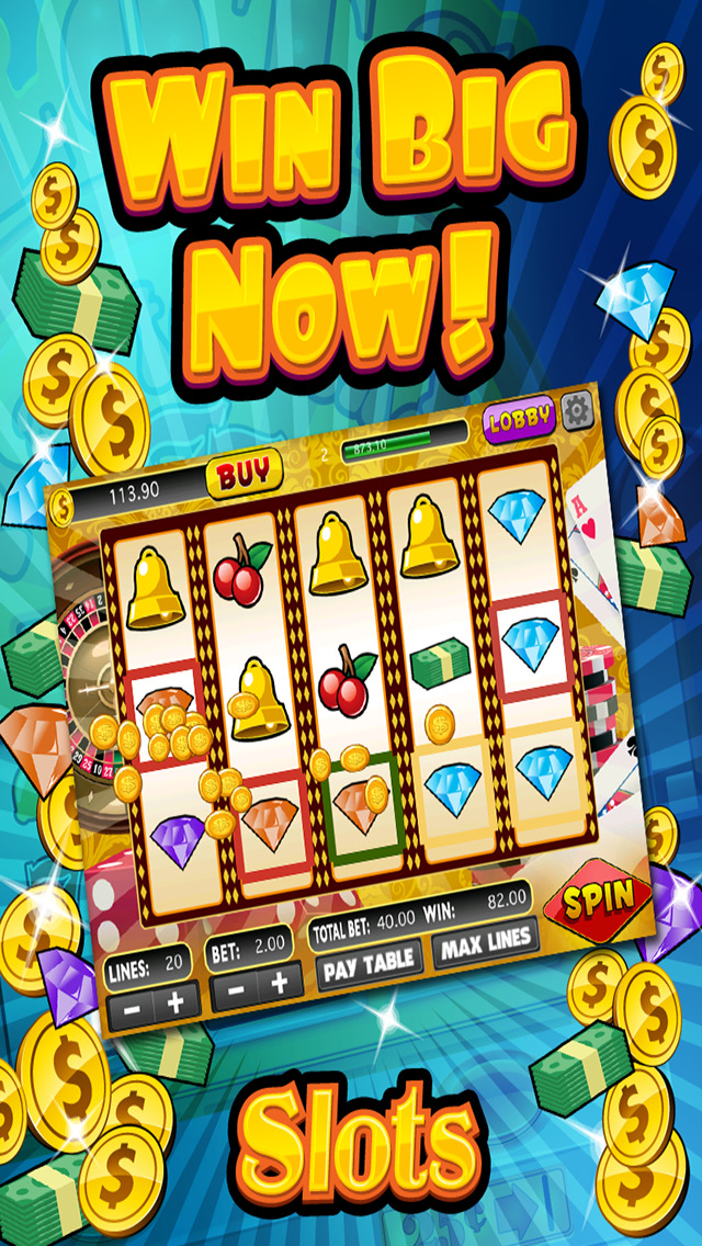 Ace Slots - Free Slots Casino screenshot 5