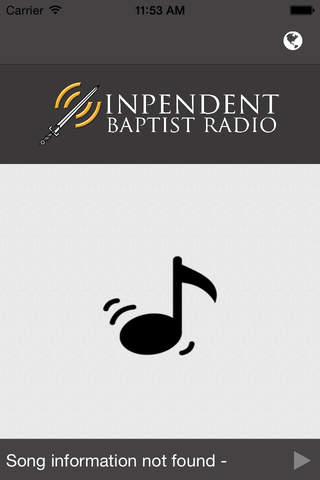 Independent Baptist Radio - náhled