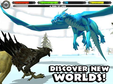 Griffin Simulator screenshot 9