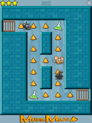 Mouse Maze - Top Brain Puzzle screenshot 7