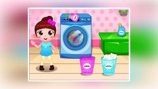 Girls Do Housework screenshot 5