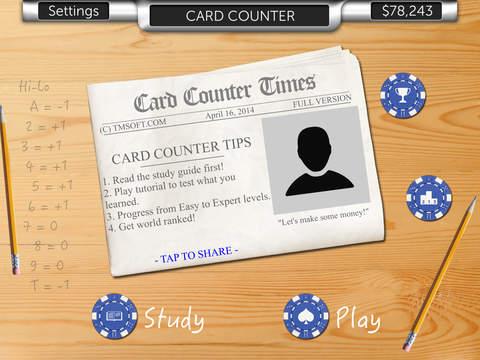 Card Counter screenshot 8