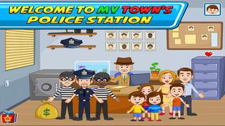 My Town : Police screenshot 1