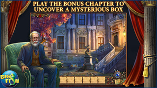 Maestro: Dark Talent - A Musical Hidden Object Game screenshot 4