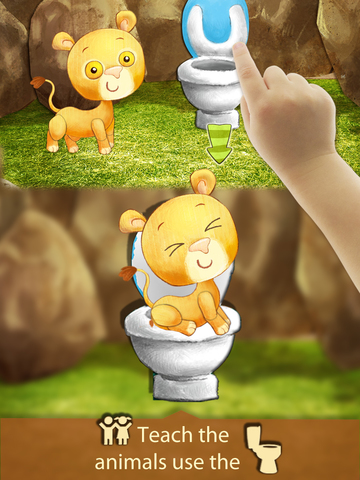 Toilet Potty Training screenshot 8