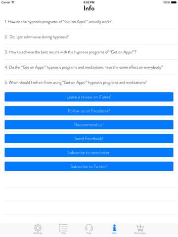 Stop Procrastination! Aufschieberitis bekämpfen mit Hypnose screenshot 9