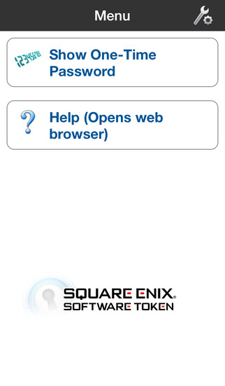 SQUARE ENIX Software Token screenshot 2