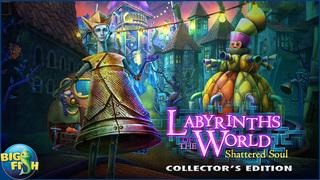 Labyrinths Of The World: Shattered Soul - A Supernatural Hidden Object Adventure screenshot 5