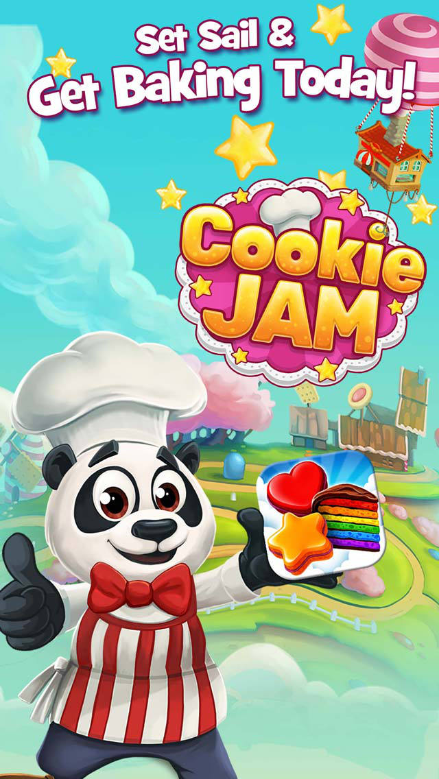 Cookie Jam: Match 3 Games screenshot 5