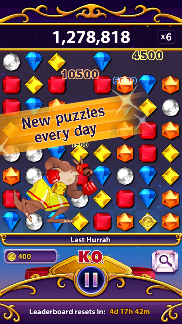 Bejeweled Blitz screenshot #3