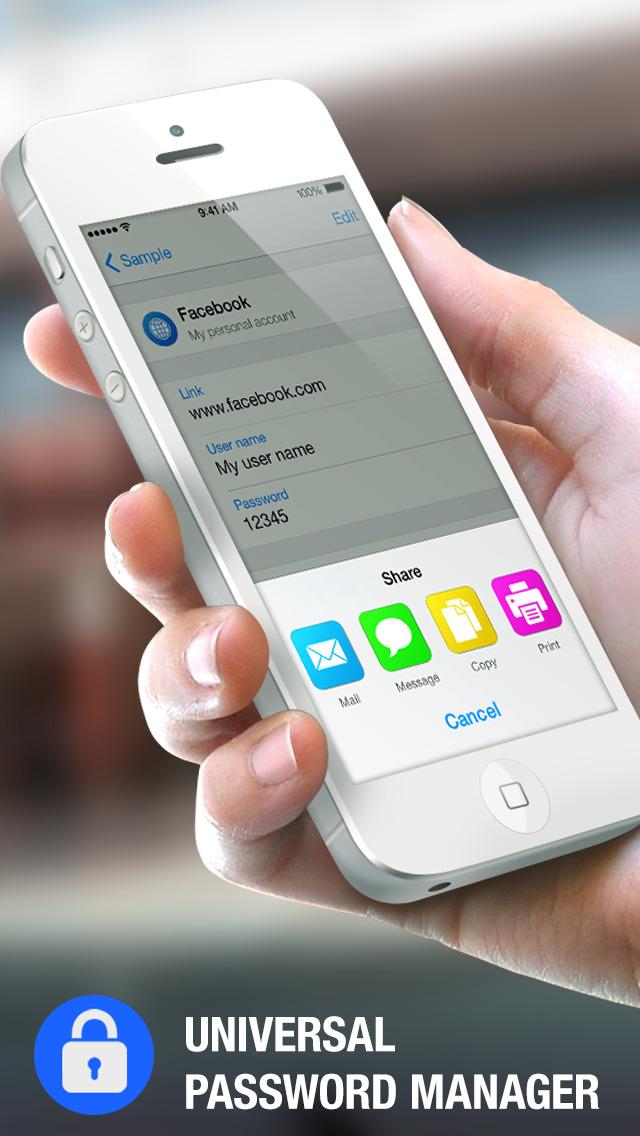 AllPass Pro screenshot 5