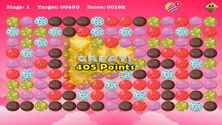 Sweet Pop Candy Match Free screenshot 3