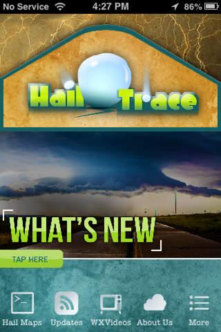 Hail Trace - náhled