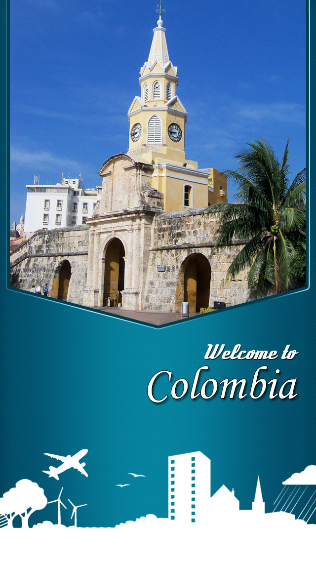 Colombia Essential Travel Guide screenshot 1