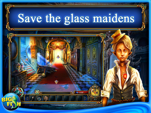 Dark Parables: The Final Cinderella HD - A Hidden Objects Fairy Tale Adventure (Full) screenshot 3