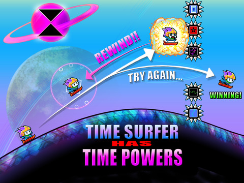 Time Surfer screenshot 7