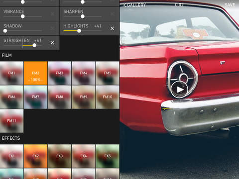 Top Camera 2 - HDR, Slow Shutter, Night and more - Photo Video Editor and Filters screenshot 10