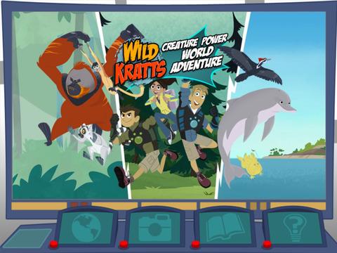 Wild Kratts World Adventure screenshot 10