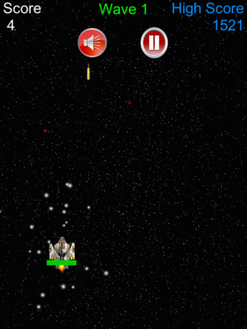 Space Shooter Pro Full Version screenshot 9