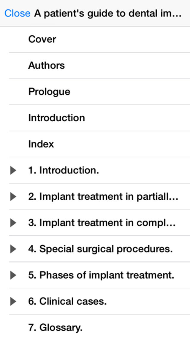 Dental Surgery and Implantology - Cirubuca Books of Dentistry screenshot 5
