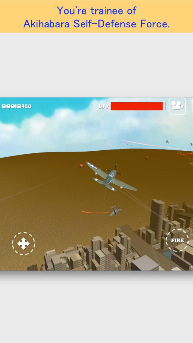 Akiba Dog Fight FREE screenshot 4