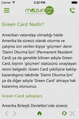 Mezun Greencard - náhled