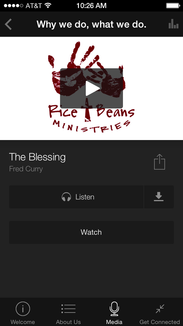 Rice and Beans Ministries screenshot 3