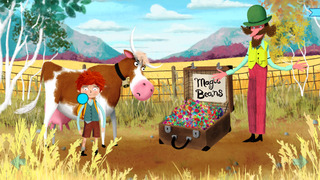 Jack and the Beanstalk by Nosy Crow screenshot 1