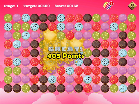 ` Sweet Candy Match - The Jewelry Blast Pop Key Gem Maker Mania HD Free 2 screenshot 8