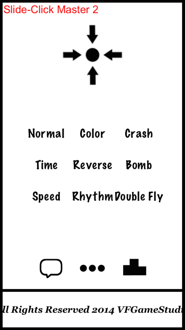 Slide Click Master - Arrow Game screenshot 1