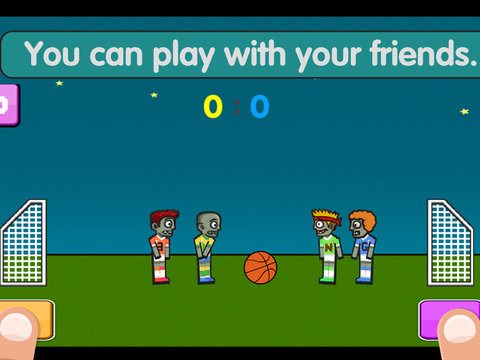 Zombie Soccer Physics screenshot 4