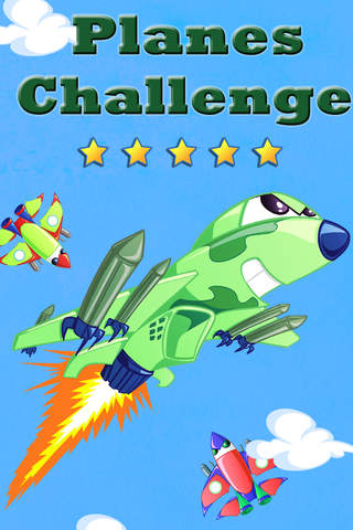 Planes and Airplanes Fun Adventure- A Challenge Pl - náhled