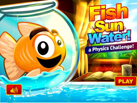 Fish Sun Water - A Physics Challenge screenshot 8